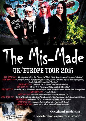 euro2015 tour poster